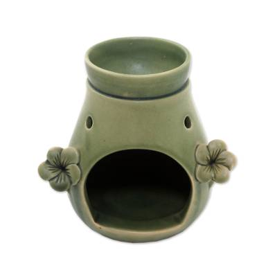 Ceramic oil warmers (Pair)