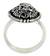 Sterling silver cocktail ring, 'Talisman Shield' - Sterling silver cocktail ring (image 2a) thumbail