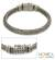 Men's sterling silver braided bracelet, 'Open Mind' - Men's sterling silver bracelet (image p135775) thumbail