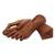 Wood statuette, 'Take Action' - Artisan Crafted Wood Sculpture (image 2d) thumbail