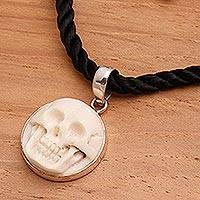 Bone choker, 'Immortal Smile'