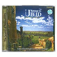 Audio Cd, 'Retreat to Ubud' - Audio Cd