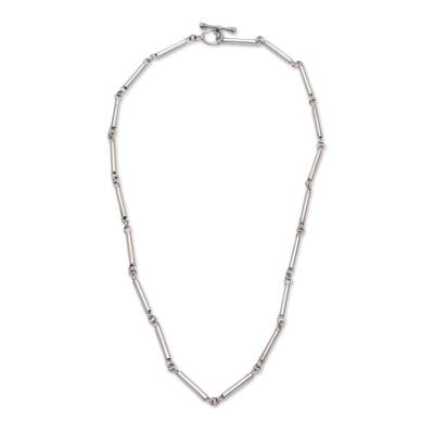 Sterling Silver Necklace from Indonesia
