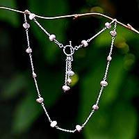 Pearl pendant necklace, Excellence