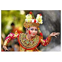 Balinese Dancer Indonesia