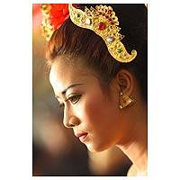 Beauty of a Balinese Woman Indonesia
