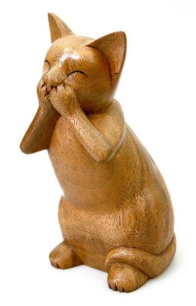 Suar Wood Sculpture