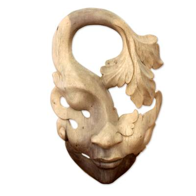 Unique Contemporary Wall Mask
