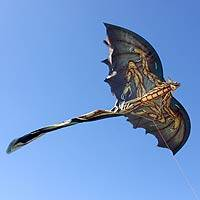 Kite, 'Mighty Dragon' - Kite