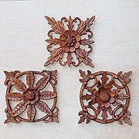Wood wall panels,