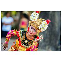 Condong Dancer I Indonesia