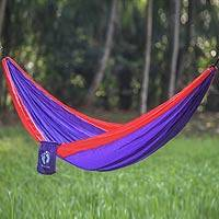 Hang Ten parachute hammock Tropics for HANG TEN single Indonesia