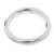 Sterling silver bangle bracelet, 'Unlimited Shine' - Handcrafted Sterling Silver Minimalist Bangle Bracelet (image 2a) thumbail