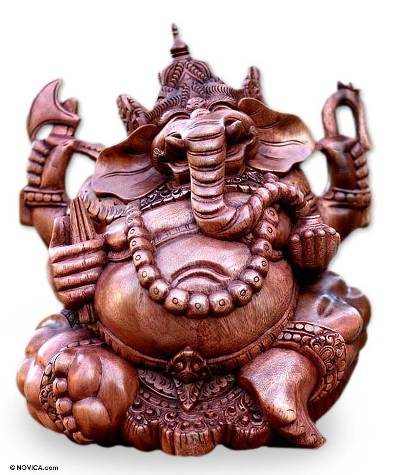 Handcrafted Hindu Sculpture