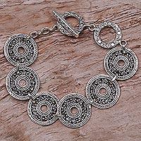 Amethyst Flower Necklace Mystic Legacy (india)