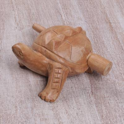 Wood mini percussion instrument, Tortoise Melody