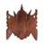 Wood mask, 'Great Ganesha' - Hand Carved Suar Wood Ganesha Wall Mask from Indonesia (image 2d) thumbail