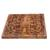 Wood relief panel, 'Bali Flower Spirit' - Hand Carved Floral Wood Wall Art Relief Panel from Bali (image 2c) thumbail