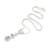 Opal and cultured pearl pendant necklace, 'Sea Symphony' - Handmade Opal Freshwater Cultured Pearl Pendant Necklace (image 2d) thumbail