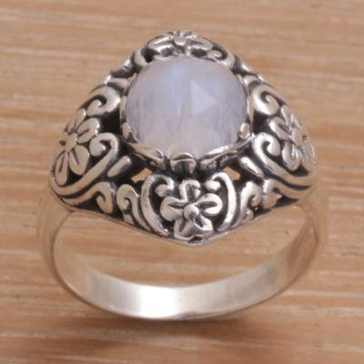om ring silver necklace australia