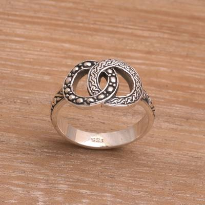 cz ringneck 410 choke markings - Handmade 925 Sterling Silver Infinity Symbol Cocktail Ring