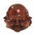 Wood sculpture, 'Four Faces' - Hand-Carved Four Faces of Buddha Suar Wood Statuette (image 2d) thumbail