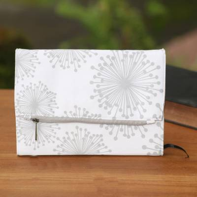 Cotton journal, Dove Grey Fireworks