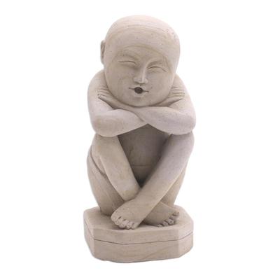 Unique Stone Sculpture