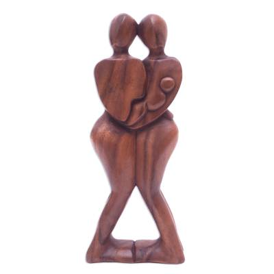 Suar Wood Sculpture