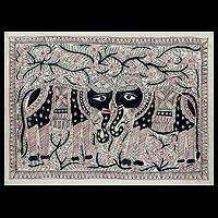 Madhubani painting,