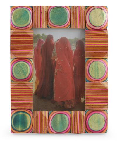 Wood photo frame (4x6)