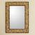 Mosaic glass mirror, 'Persian Mosaic' - Handmade Mosaic Glass Wall Mirror from India (image 2) thumbail