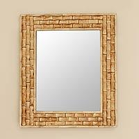 Wall mirror,
