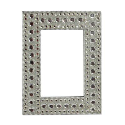 Bejeweled photo frame