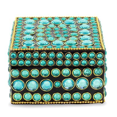 Bejeweled box