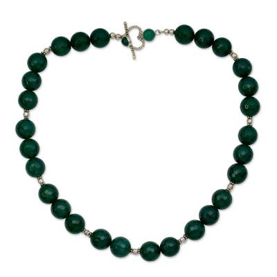 Green Onyx Necklace