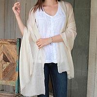 Cashmere shawl, 'Grand Paisley'