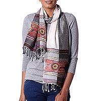 Viscose scarf,