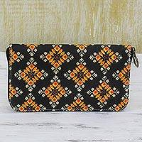 Cotton wallet,