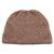 Wood blend hat, 'Himalayan Comfort in Nutmeg' - Hand Knitted Nutmeg Brown Wool Blend Hat from India (image 2a) thumbail