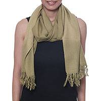 Cashmere scarf,