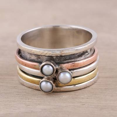 clean tarnished silver ring riverview