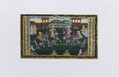 Cultural Folk Art Painting from India