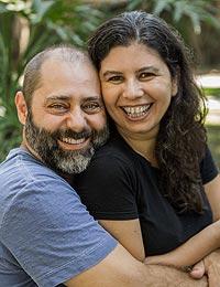 Paulo and Eliana