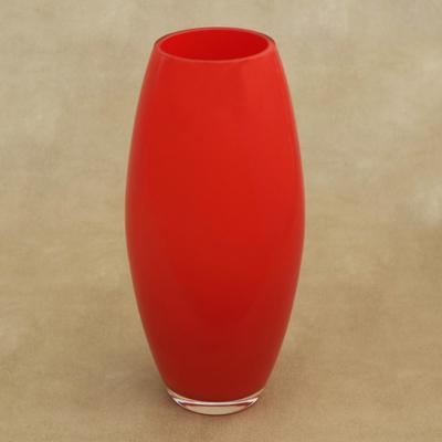 Murano Style Art Glass handblown vase