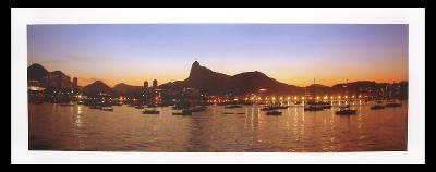 'Sunset in Urca'