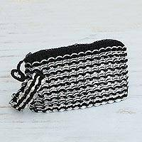 Soda pop top wristlet bag Midnight Spark Brazil