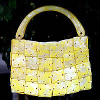 Handbag Lemon Ice Brazil