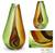 Handblown art glass vase, 'New Life' (medium) - Murano Inspired handblown vase (Medium) (image 2) thumbail