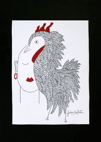 'Elvis the Rooster'